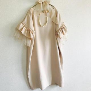 CAROLINA GLASER - カロリナグレイサー ドレス