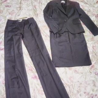 エムプルミエ(M-premier)のエムプルミエブラック36 スーツ ジャケットスカート パンツ (スーツ)
