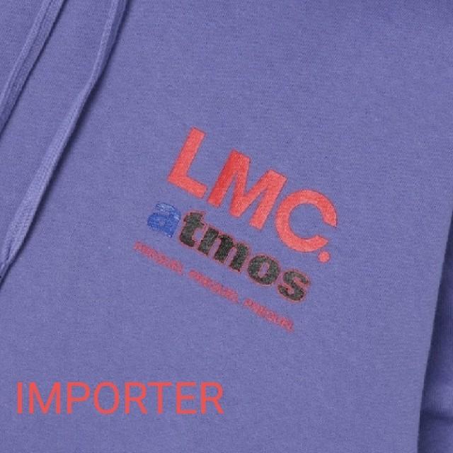 atmos(アトモス)のLMC × atmos コラボ フーディー メンズのトップス(パーカー)の商品写真