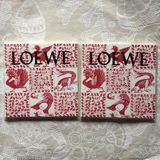 ロエベ(LOEWE)のSPUR 1月号 特別付録(ノート/メモ帳/ふせん)