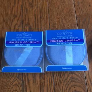 ナリスケショウヒン(ナリス化粧品)のBODY POWDER 薬用 ボディパウダー(ボディパウダー)