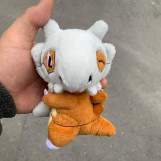 ポケモン(ポケモン)のポケモン カラカラ ぬいぐるみ(ぬいぐるみ/人形)