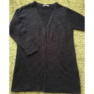 ショコラフィネローブ(chocol raffine robe)のchocol raffine カーディガン(カーディガン)