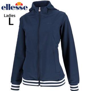 エレッセ(ellesse)の新品 エレッセ スーパーソフトシェルフーディー L(ウェア)