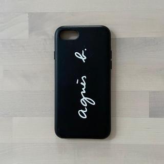アニエスベー(agnes b.)のiPhone8 スマホケース(iPhoneケース)