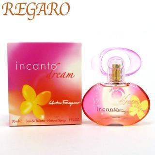 Salvatore Ferragamo - 超美品 フェラガモ 香水 インカントドリーム 30ml オードトワレ EDT