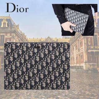 ディオール(Dior)のDIOR クラッチバッグ(セカンドバッグ/クラッチバッグ)