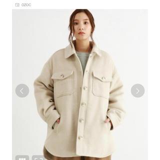 オゾック(OZOC)の美品 今期 ozoc cpoジャケットコート(テーラードジャケット)