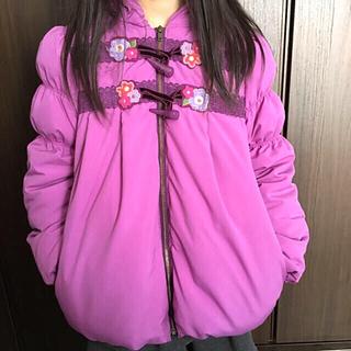アナスイミニ(ANNA SUI mini)のANNA SUI miniダウンコート130(コート)