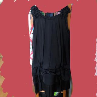 グローブ(grove)の黒♡ドレス(その他ドレス)