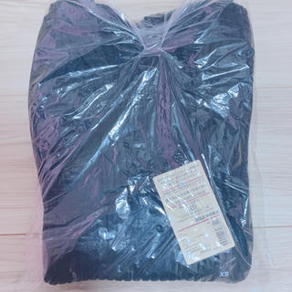 ムジルシリョウヒン(MUJI (無印良品))のMUJI 無印良品 洗えるタートルネックセーター レディース XSダークグリーン(ニット/セーター)