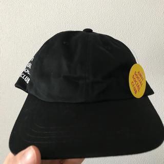アンチ(ANTI)のAnti Social Social Club Cap Black 19AW(キャップ)