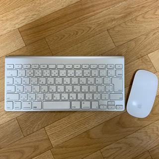 マック(MAC)のMac キーボードセット(PC周辺機器)