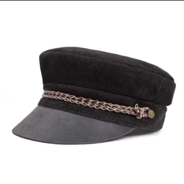 room306 CONTEMPORARY(ルームサンマルロクコンテンポラリー)のブリクストン マリンキャップ S room306contemporary レディースの帽子(キャスケット)の商品写真