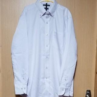しまむら - メンズ 白シャツ L サイズ