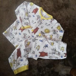 ampersand - 【アンパサンド】パジャマ長袖 110cm