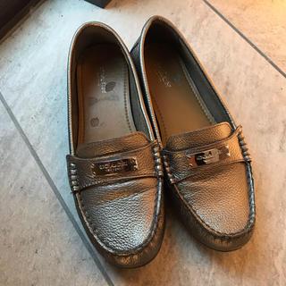 コーチ(COACH)のコーチ ローファー23〜23.5(ローファー/革靴)