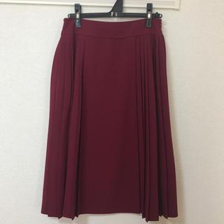 テチチ プリーツスカート