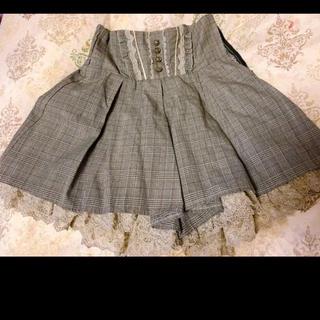 アクシーズファム(axes femme)のアクシーズファム キュロット スカート パンツ(キュロット)