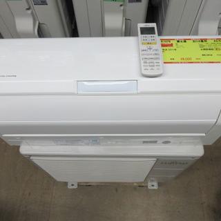 フジツウ(富士通)のK1079 富士通 中古エアコン 主に6畳用 冷2.2kw/暖2.2kw(エアコン)