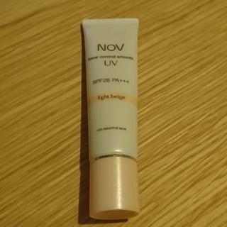 ノブ(NOV)のNOV ベースコントロールスムースuv(化粧下地)