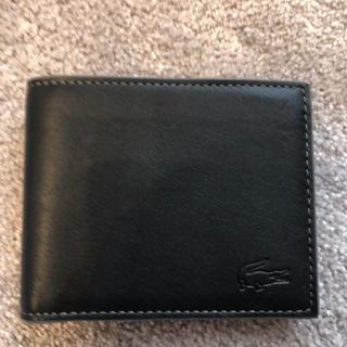 ラコステ(LACOSTE)のラコステ財布(折り財布)