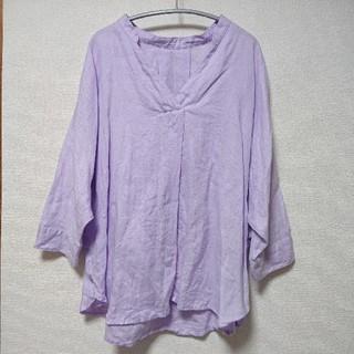 GU - GU 七分袖 シャツ Mサイズ