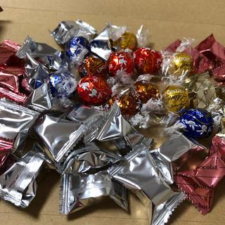 リンツリンドール12個 チョコレート専門店ショコラ個包装31個(菓子/デザート)