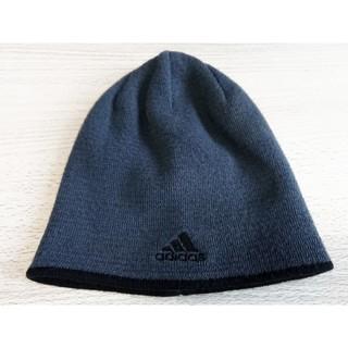 アディダス(adidas)の美品 アディダス ニット帽(ニット帽/ビーニー)