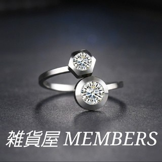 送料無料12号クロムシルバースーパーCZダイヤデザイナーズジュエリーリング指輪(リング(指輪))