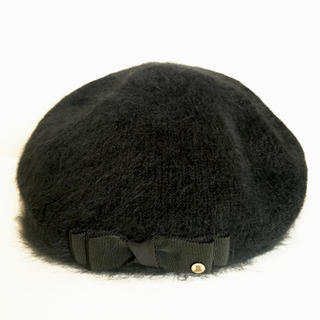 ランバンオンブルー(LANVIN en Bleu)のLANVIN en Bleu ベレー帽(ハンチング/ベレー帽)