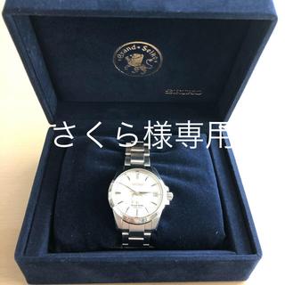 セイコー(SEIKO)の【さくら様専用】グランドセイコー スプリングドライブ sbga025(腕時計(アナログ))