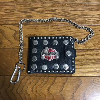 ハーレーダビッドソン(Harley Davidson)の財布(折り財布)