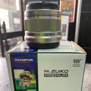 オリンパス(OLYMPUS)の【美品】OLYMPUS M.ZUIKO DIGITAL 25mm F1.8 (レンズ(単焦点))