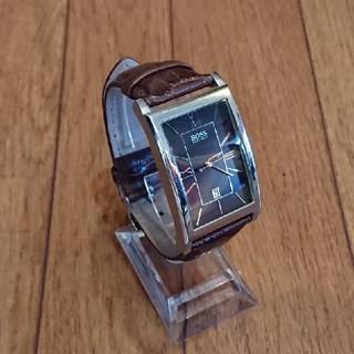 ヒューゴボス(HUGO BOSS)の☆HUGO BOSS メンズ 腕時計 美品☆(腕時計(アナログ))
