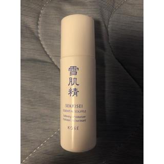 セッキセイ(雪肌精)の【新品未使用】 雪肌精 美容乳液 エッセンシャル スフレ 35ml(乳液/ミルク)