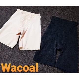 Wacoal - Wacoalワコール補正下着ガードル58cmまとめてセットハイウエストレースロン