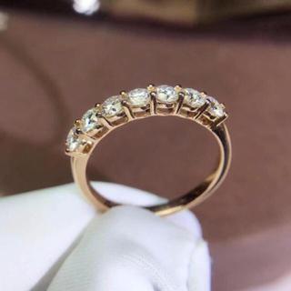 リング モアサナイト(リング(指輪))