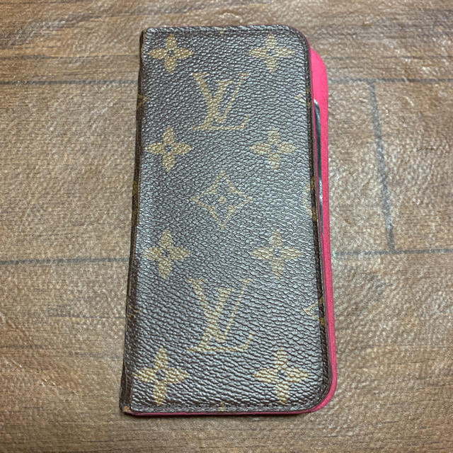 LOUIS VUITTON - ルイヴィトン iPhone7ケース の通販