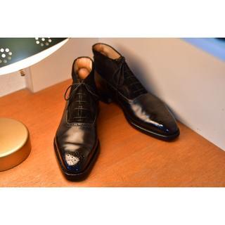 エドワードグリーン(EDWARD GREEN)のVASS EUR41 25.5〜26cm(ブーツ)