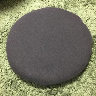 ムジルシリョウヒン(MUJI (無印良品))の無印良品 丸クッション オフィスの椅子に…  今期新品(クッション)