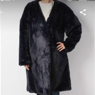ナイスクラップ(NICE CLAUP)の値下げファーコート(毛皮/ファーコート)