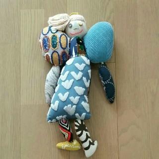 ミナペルホネン(mina perhonen)のミナペルホネン peace人形 ぬいぐるみ(ぬいぐるみ)