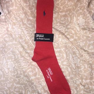 ポロラルフローレン(POLO RALPH LAUREN)のラルフローレン 靴下 未使用品(その他)