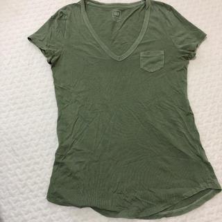 ギャップ(GAP)のGAP Tシャツ 緑(Tシャツ(半袖/袖なし))