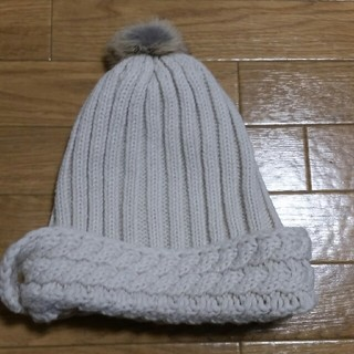 サマンサモスモス(SM2)のニット帽 SM2(ニット帽/ビーニー)