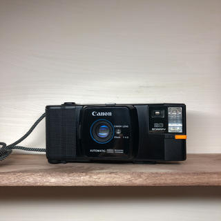 キヤノン(Canon)のCanon snappy 20【完動品】(フィルムカメラ)