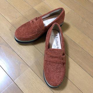 Noubel Voug Relax 厚底ローファー(ローファー/革靴)
