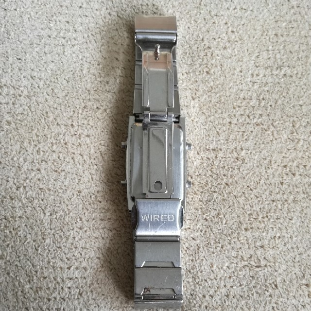ALBA(アルバ)のALBA デジタルW510 メンズの時計(腕時計(デジタル))の商品写真