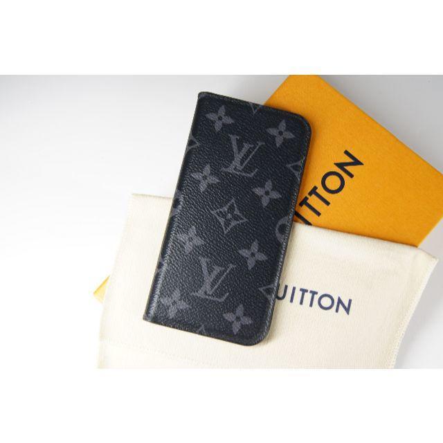 エルメス iPhone 11 ケース おしゃれ / LOUIS VUITTON - ルイヴィトン モノグラムエクリプス アイフォン X/XS フォリオ スマホの通販 by さくらブランド's shop|ルイヴィトンならラクマ